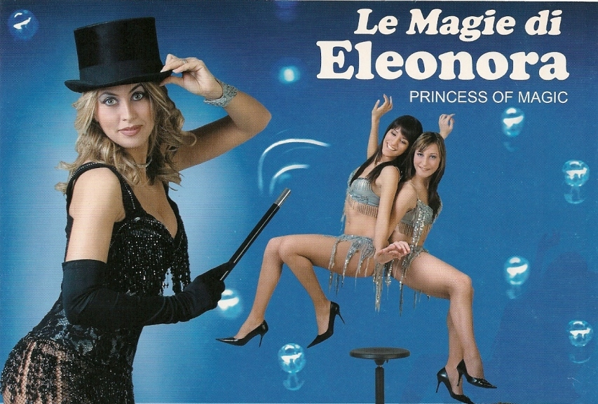 Eleonora Princess of Magic